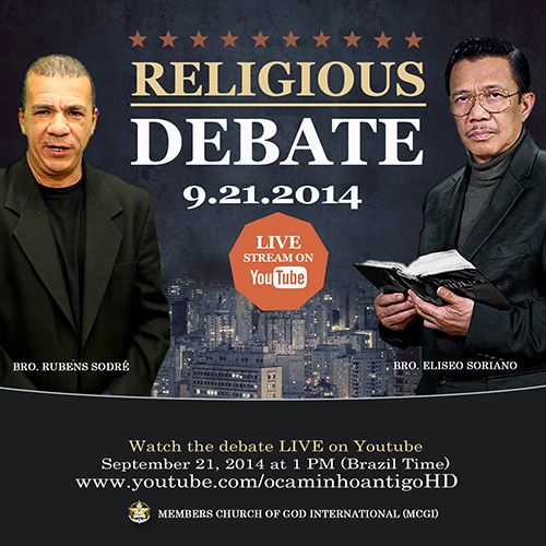 Youtube Ang Dating Daan Debate Eliseo