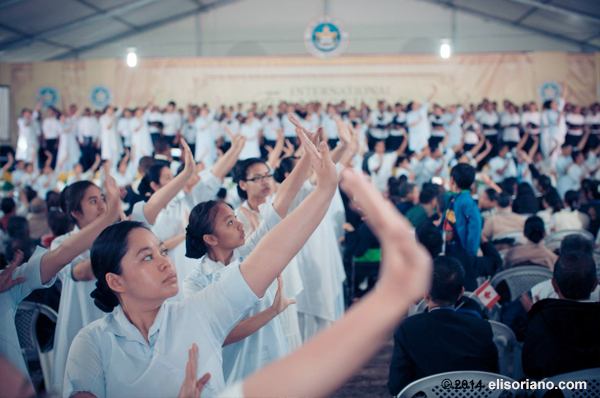 The International Thanksgiving of the Members Church of God International held in South America poured in unforgettable memories to the participants of the event. (Photo credit: Jerex Llaguno)