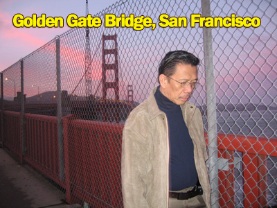 Bro. Eliseo Soriano and the golden-gate