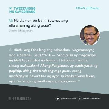 Nalalaman ba ni Satanas Ang Nasa Puso ng Tao?