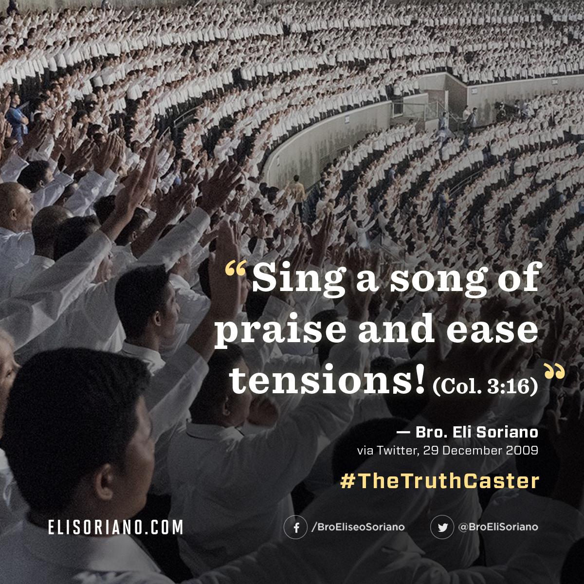 On Singing Praise Songs