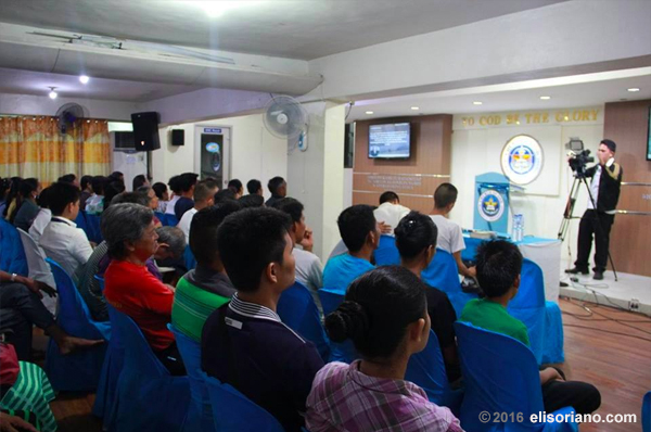 Ang Dating Daan Worldwide Bible Exposition
