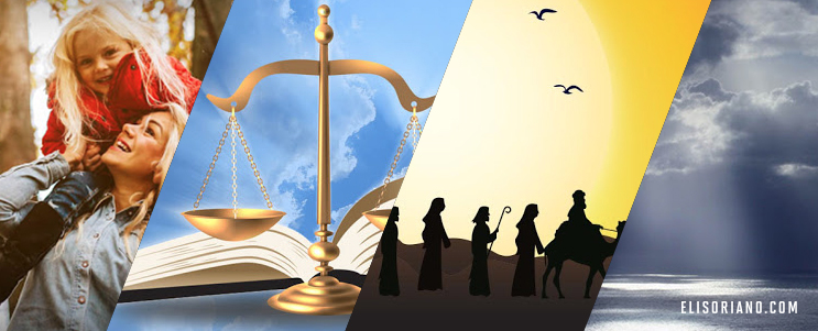 Knowing the True Church, Beauty in Holiness, Jewish People, and Justice of Man vs Justice of God