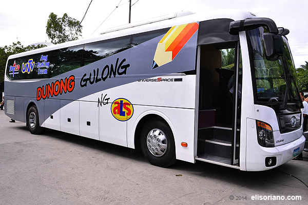 Unveiled last 2010, Dunong Gulong is a joint project of Bro. Eli of Ang Dating Daan, UNTV and the Philippine's Department of Education. (Photo by Kenji Hasegawa, Photoville International)